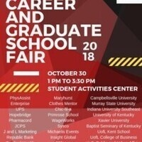 Fall Career and Graduate School Fair