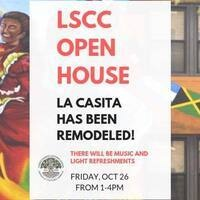 Latinx Student Cultural Center Open House
