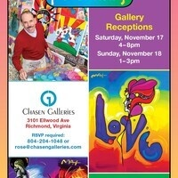 The Art of Peter Max comes to Chasen Galleries