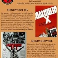 Pan-African Film Classics Fall Series: Malcolm X