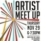 Visual Artist Meetup
