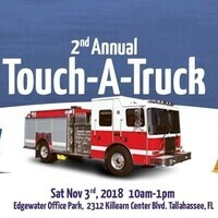 2nd Annual Touch-A-Truck