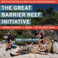 The Great Barrier Reef Initiative