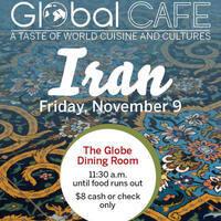 Global Café: Iran