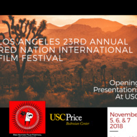 Opening Presentations of the 23rd Red Nation Film Festival