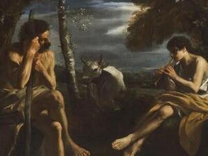 Sunday Object Talk: Mercury Putting Argus to Sleep