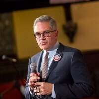 District Attorney and Revolutionary: Larry Krasner Reinvents the Role of the Prosecuter