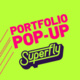 Portfolio Pop-up: SUPERFLY