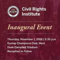 Civil Rights Institute Inaugural Event