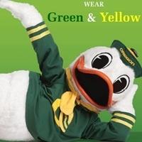 Homecoming Spirit Week: Wear Green and Yellow!