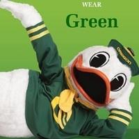 Homecoming Spirit Week: Wear Green!