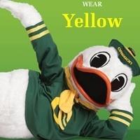Homecoming Spirit Week: Wear Yellow!