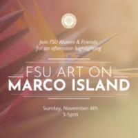 FSU Art on Marco Island