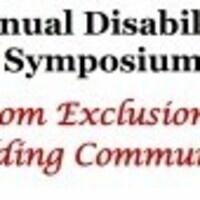 Disability History Symposium