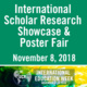 International Scholar Research Showcase & Poster Fair