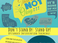 Don't Stand By - Stand UP!