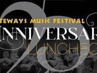 25th Anniversary Gateways Luncheon