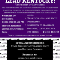 1st Annual Lead Ky: University of Louisville