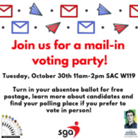 Mail-In Voting Party