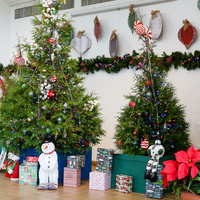 Workshop: Holiday Décor: Wreaths, Centerpieces, and More