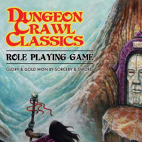 Dungeon Crawl Classics: Intro to Role Playing Games