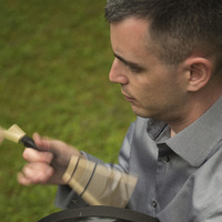 DePaul Percussion Ensemble featuring School of Music Alumnus, Matthew Bell