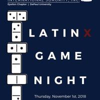 LatinX Game Night