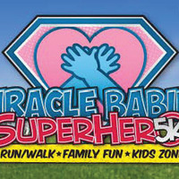 Miracle Babies Superhero 5K