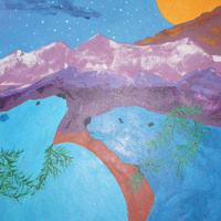 "Art Exhibition: ""Under the Moon: New Works by Mary Pierce"""