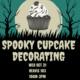 Spoooky Cupcake Decorating
