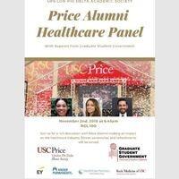 Price Alumni Healthcare Panel