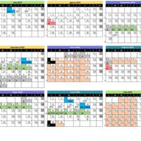 ITESM Calendario Tec21