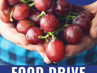 November Food Drive benefiting SHSU Food Pantry