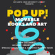 Pop Up! Movable Books & Art at the Library