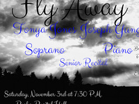 Tonya Jones - Senior Recital