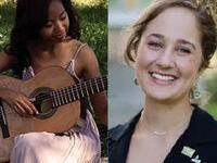 Ashley Ellis & Christina Mandico - Junior Recital, Guitar & Voice