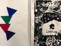 Printmaking Pop Up Show