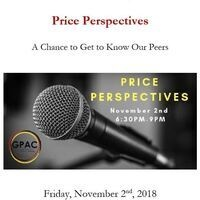 GPAC Presents: Price Perspectives