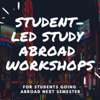 Study Abroad Workshop: Preparing for Academic Differences Abroad