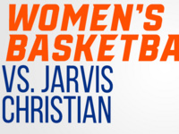 Bearkat Women's Basketball vs. Jarvis Christian