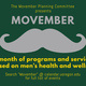 Movember Alcohol and Other Drugs Screenings