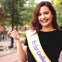 Miss ECU Pageant