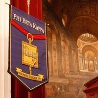 Phi Beta Kappa Fall Initiation Ceremony