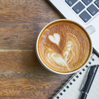 National Cappuccino Day   Dining Services
