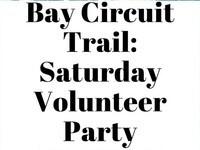 Bay Circuit Trail: Saturday Volunteer Party