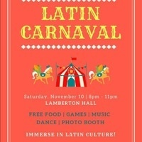 International Week 2018 - Latin Carnival  | Global Union
