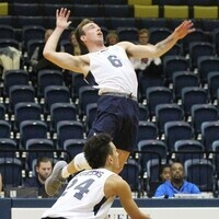 Men's Volleyball at King University