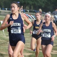 Women's Cross Country vs  Queen City Invite