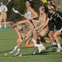 Women's Lacrosse vs Belmont Abbey College