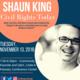 Shaun King at Simmons University
